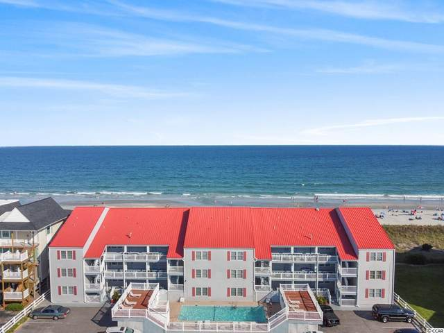 4515 S Ocean Blvd. #110, North Myrtle Beach, SC 29582 (MLS #2115049) :: Homeland Realty Group