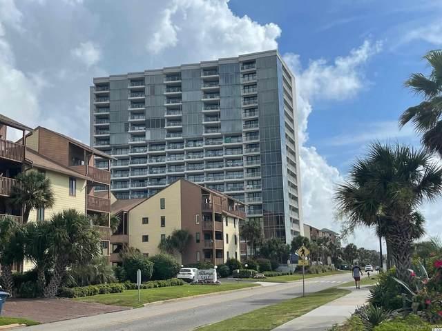 5511 N Ocean Blvd. #1403, Myrtle Beach, SC 29577 (MLS #2115085) :: Jerry Pinkas Real Estate Experts, Inc