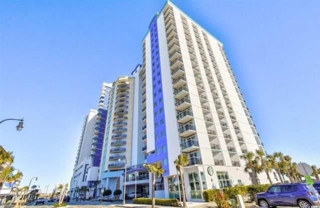 504 N Ocean Blvd. 203 A&B, Myrtle Beach, SC 29577 (MLS #2115117) :: James W. Smith Real Estate Co.