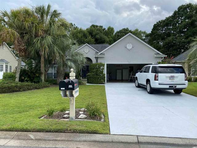 1636 Sedgefield Dr., Murrells Inlet, SC 29576 (MLS #2115737) :: James W. Smith Real Estate Co.