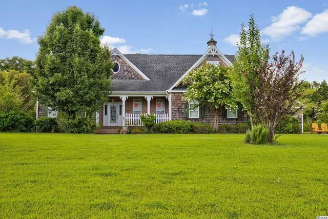 4308 Bradford Dr., Conway, SC 29526 (MLS #2115779) :: James W. Smith Real Estate Co.