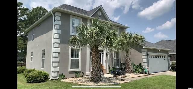 2881 Mashie Dr., Myrtle Beach, SC 29577 (MLS #2115893) :: James W. Smith Real Estate Co.