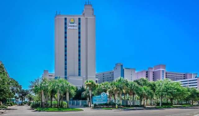 205 74th Ave. N #1505, Myrtle Beach, SC 29572 (MLS #2115975) :: Homeland Realty Group