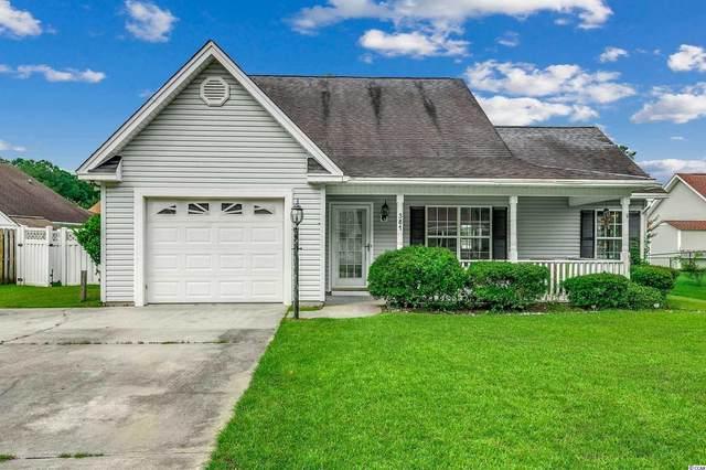 381 Worthington Circle, Myrtle Beach, SC 29588 (MLS #2116101) :: Duncan Group Properties