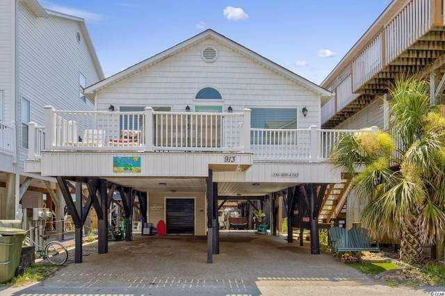 6001-913 S Kings Hwy., Myrtle Beach, SC 29575 (MLS #2116287) :: James W. Smith Real Estate Co.