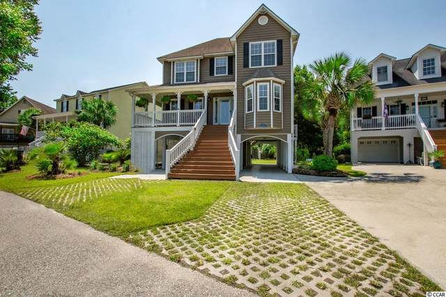 118 Pier Pointe Dr., Little River, SC 29566 (MLS #2116691) :: Jerry Pinkas Real Estate Experts, Inc