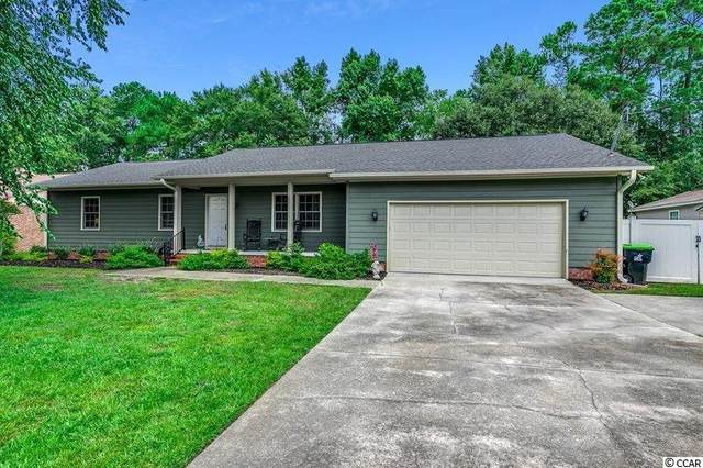 129 University Dr., Conway, SC 29526 (MLS #2116693) :: Surfside Realty Company