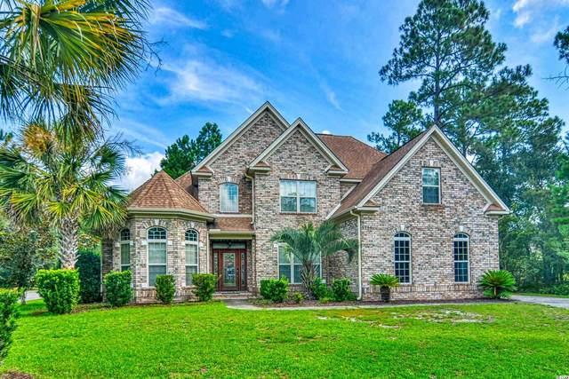5184 Alwoodley Ln., Myrtle Beach, SC 29579 (MLS #2116858) :: James W. Smith Real Estate Co.