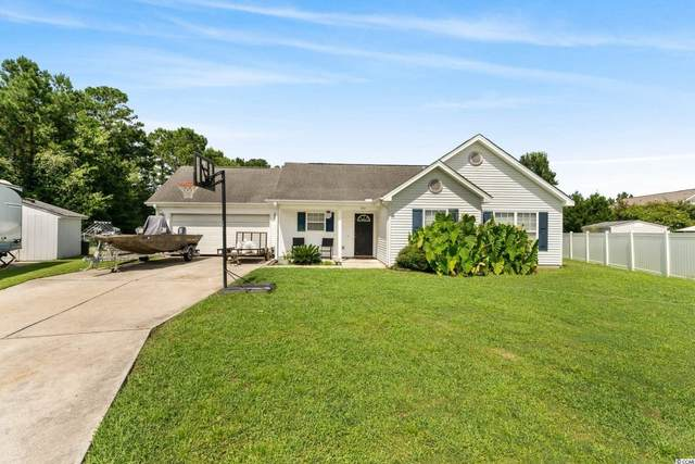 304 Flamewood Ct., Myrtle Beach, SC 29588 (MLS #2117095) :: James W. Smith Real Estate Co.