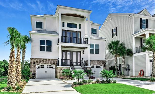 433 Harbour View Dr., Myrtle Beach, SC 29579 (MLS #2117459) :: James W. Smith Real Estate Co.