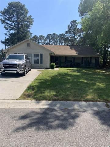 304 Rice Mill Dr., Myrtle Beach, SC 29588 (MLS #2117576) :: Duncan Group Properties