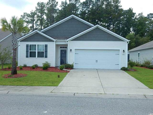 2813 Mcdougall Dr., Conway, SC 29526 (MLS #2117589) :: BRG Real Estate