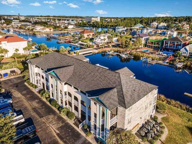 4526 N Planatation Harbour Dr. C-13, Little River, SC 29566 (MLS #2117630) :: Scalise Realty