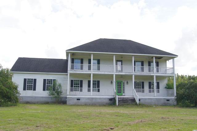 802 Country Club Rd., Andrews, SC 29510 (MLS #2117641) :: Jerry Pinkas Real Estate Experts, Inc