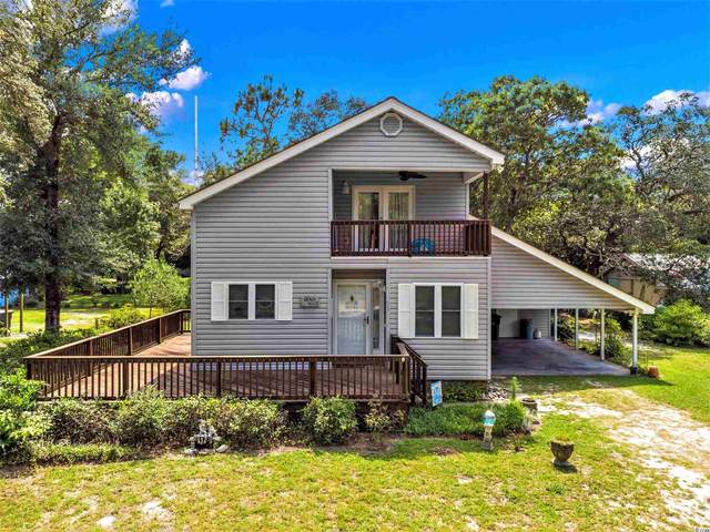 709 39th Ave. S, North Myrtle Beach, SC 29582 (MLS #2117671) :: BRG Real Estate