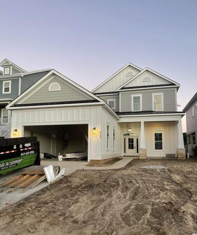 421 Harbour View Dr., Myrtle Beach, SC 29579 (MLS #2117748) :: Jerry Pinkas Real Estate Experts, Inc