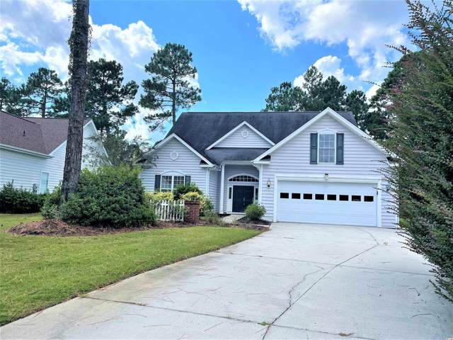4286 Doral Pl., Myrtle Beach, SC 29579 (MLS #2117891) :: James W. Smith Real Estate Co.