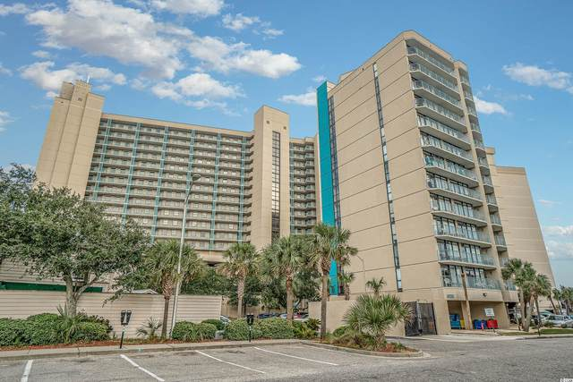 201 74th Ave. N #1207, Myrtle Beach, SC 29572 (MLS #2117903) :: James W. Smith Real Estate Co.