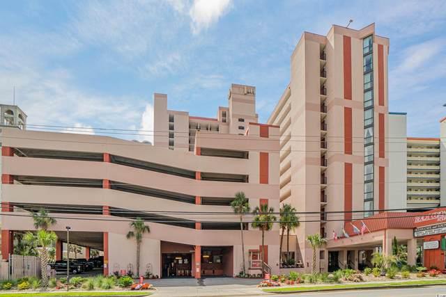 5308 N Ocean Blvd. #306, Myrtle Beach, SC 29577 (MLS #2118210) :: Jerry Pinkas Real Estate Experts, Inc