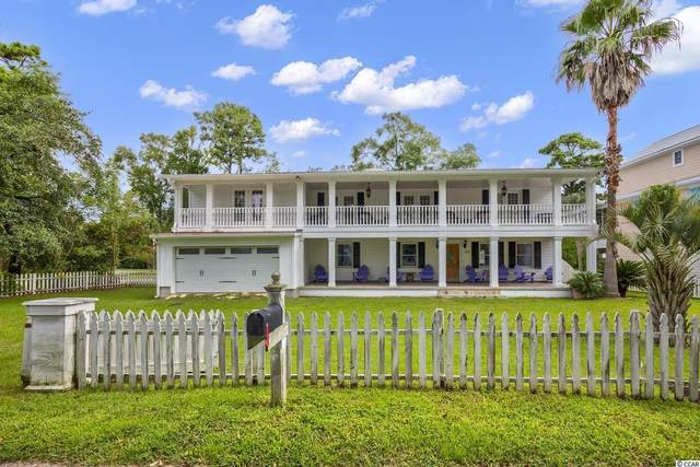 614 Little Tony Ave., Murrells Inlet, SC 29576 (MLS #2118408) :: The Lachicotte Company