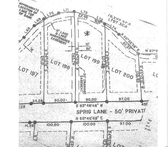 199 Sprig Ln., Murrells Inlet, SC 29576 (MLS #2119116) :: Coastal Tides Realty