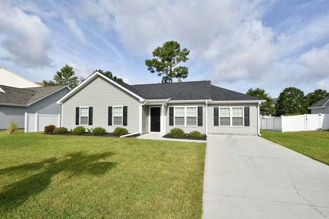127 Fountain Pointe Ln., Myrtle Beach, SC 29579 (MLS #2119120) :: James W. Smith Real Estate Co.