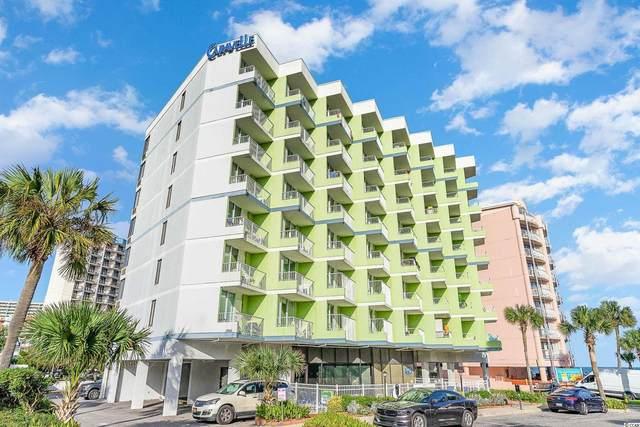 7000 N Ocean Blvd. #530, Myrtle Beach, SC 29572 (MLS #2119323) :: Duncan Group Properties