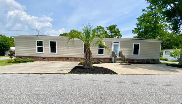 826 Seaside Dr., North Myrtle Beach, SC 29582 (MLS #2119776) :: James W. Smith Real Estate Co.