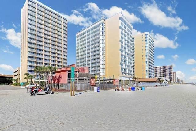 9550 Shore Dr. #324, Myrtle Beach, SC 29572 (MLS #2119816) :: Garden City Realty, Inc.