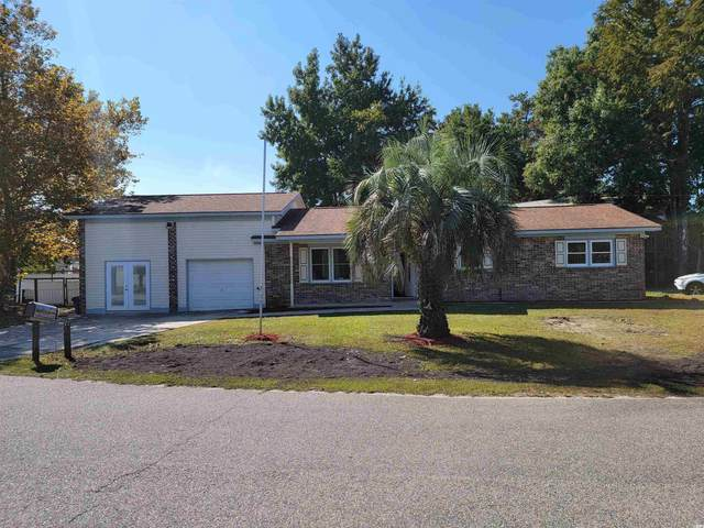 5811 Rosewood Dr., Myrtle Beach, SC 29588 (MLS #2119828) :: Grand Strand Homes & Land Realty