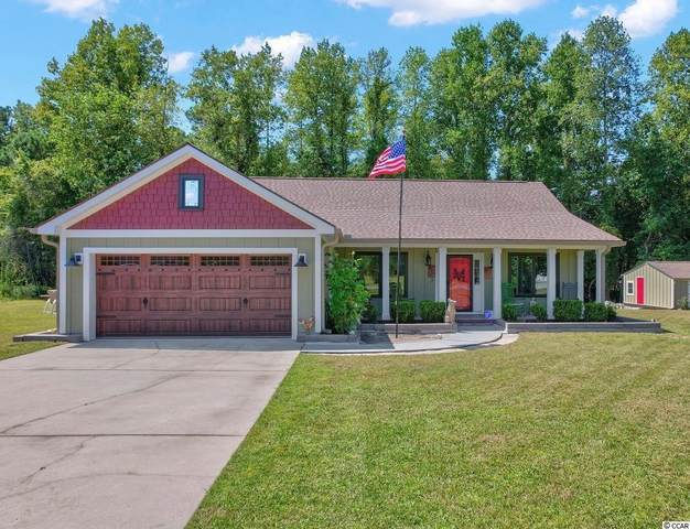 3733 Faith Dr., Conway, SC 29527 (MLS #2119841) :: Duncan Group Properties