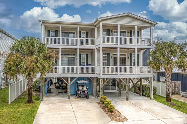 618 B Seabreeze Dr., Garden City Beach, SC 29576 (MLS #2120250) :: Sloan Realty Group
