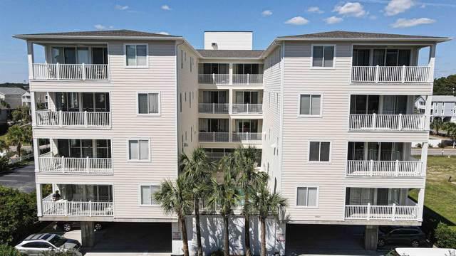 4604 S Ocean Blvd. 3D, North Myrtle Beach, SC 29582 (MLS #2120255) :: Scalise Realty