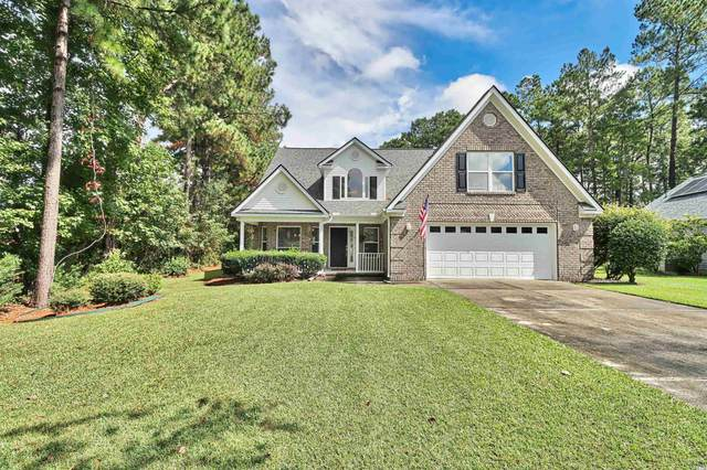 417 Callie Dr., Myrtle Beach, SC 29588 (MLS #2120501) :: Jerry Pinkas Real Estate Experts, Inc