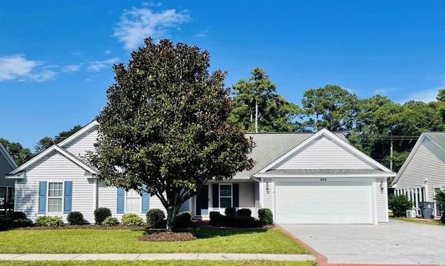 225 Melody Gardens Dr., Surfside Beach, SC 29575 (MLS #2120737) :: BRG Real Estate