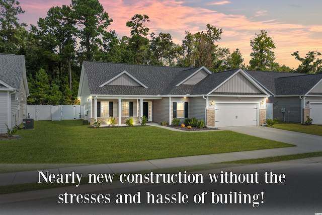 629 Chiswick Dr., Conway, SC 29526 (MLS #2120739) :: Chris Manning Communities