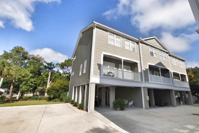 1905 Edge Dr. #1, North Myrtle Beach, SC 29582 (MLS #2120777) :: Duncan Group Properties