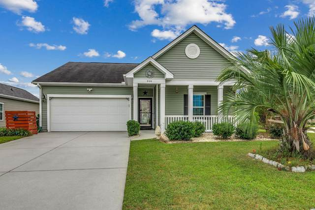 800 Wilcot Branch Ct., Conway, SC 29526 (MLS #2121021) :: Surfside Realty Company