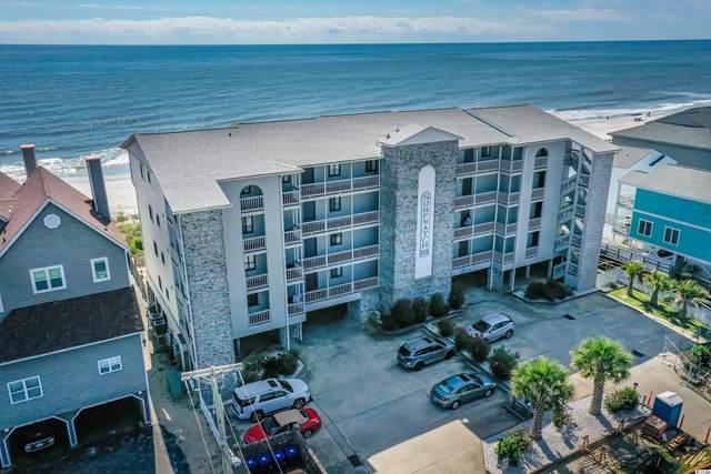 1111 N Ocean Blvd. #101, Surfside Beach, SC 29575 (MLS #2121085) :: Coldwell Banker Sea Coast Advantage