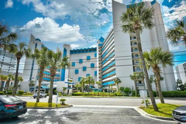7100 N Ocean Blvd. #424, Myrtle Beach, SC 29572 (MLS #2121156) :: Sloan Realty Group