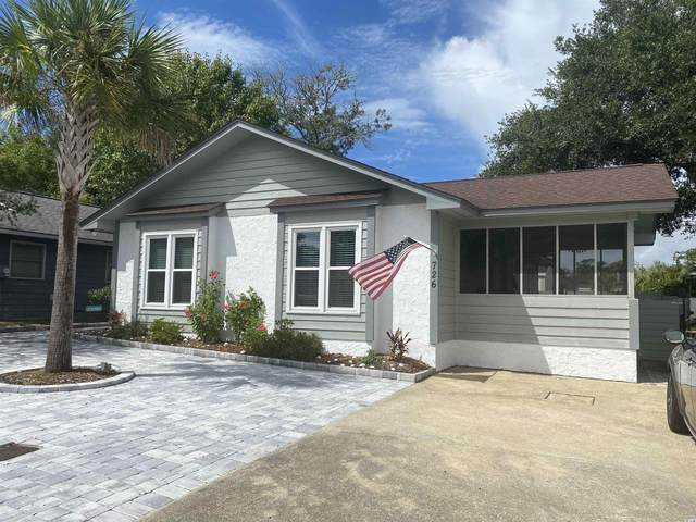 726 Sweetgum Ln., North Myrtle Beach, SC 29582 (MLS #2121165) :: Jerry Pinkas Real Estate Experts, Inc
