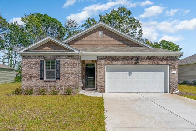 351 Forestbrook Cove Circle, Myrtle Beach, SC 29588 (MLS #2121379) :: BRG Real Estate