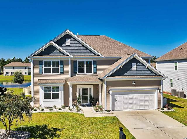 3261 Saddlewood Circle, Myrtle Beach, SC 29579 (MLS #2121428) :: Duncan Group Properties