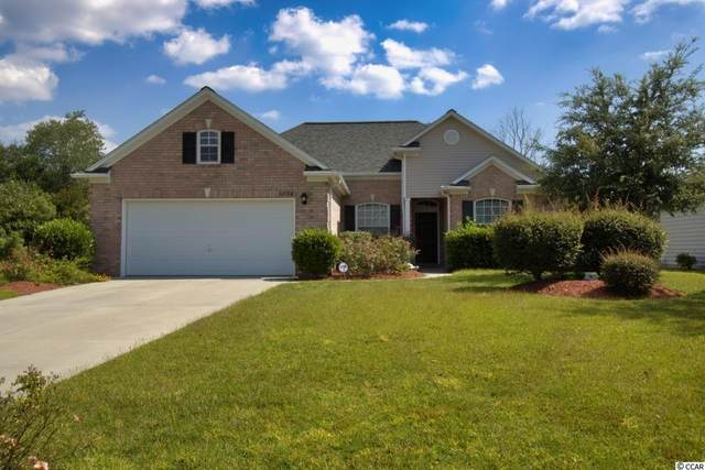 5804 Mossy Oak Dr., North Myrtle Beach, SC 29582 (MLS #2121630) :: James W. Smith Real Estate Co.