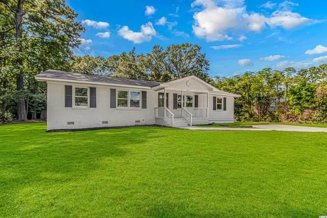 521 Oak Circle Dr., Myrtle Beach, SC 29588 (MLS #2121756) :: Garden City Realty, Inc.