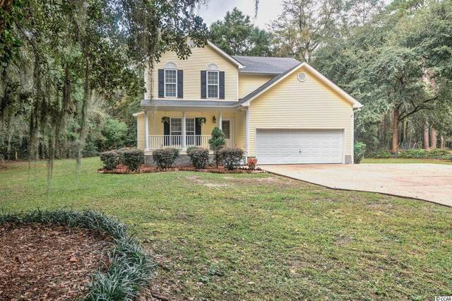 215 William Screven St., Georgetown, SC 29440 (MLS #2121874) :: BRG Real Estate