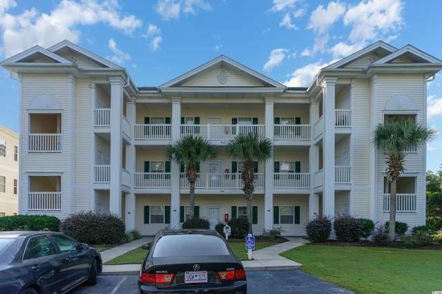606 River Oaks Dr. 56H, Myrtle Beach, SC 29579 (MLS #2121901) :: BRG Real Estate