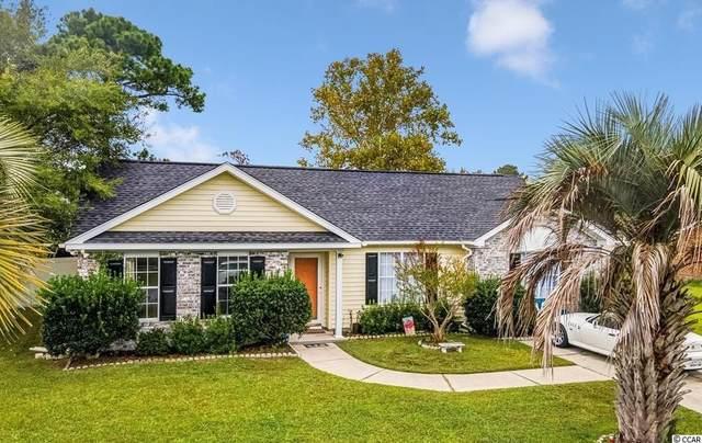 4361 Cross Cut Trail, Myrtle Beach, SC 29579 (MLS #2122104) :: Jerry Pinkas Real Estate Experts, Inc
