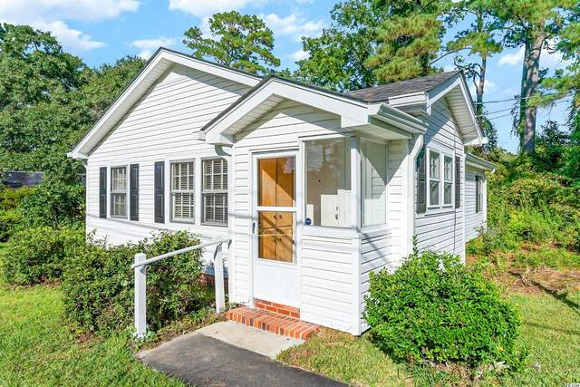 1519 7th Ave., Conway, SC 29526 (MLS #2122619) :: Hawkeye Realty