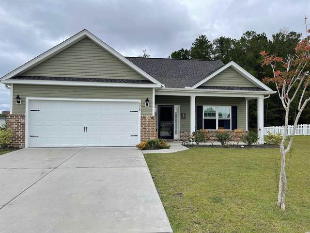 4028 Woodcliffe Dr., Conway, SC 29526 (MLS #2122701) :: BRG Real Estate